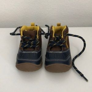 Carter baby shoes size 3